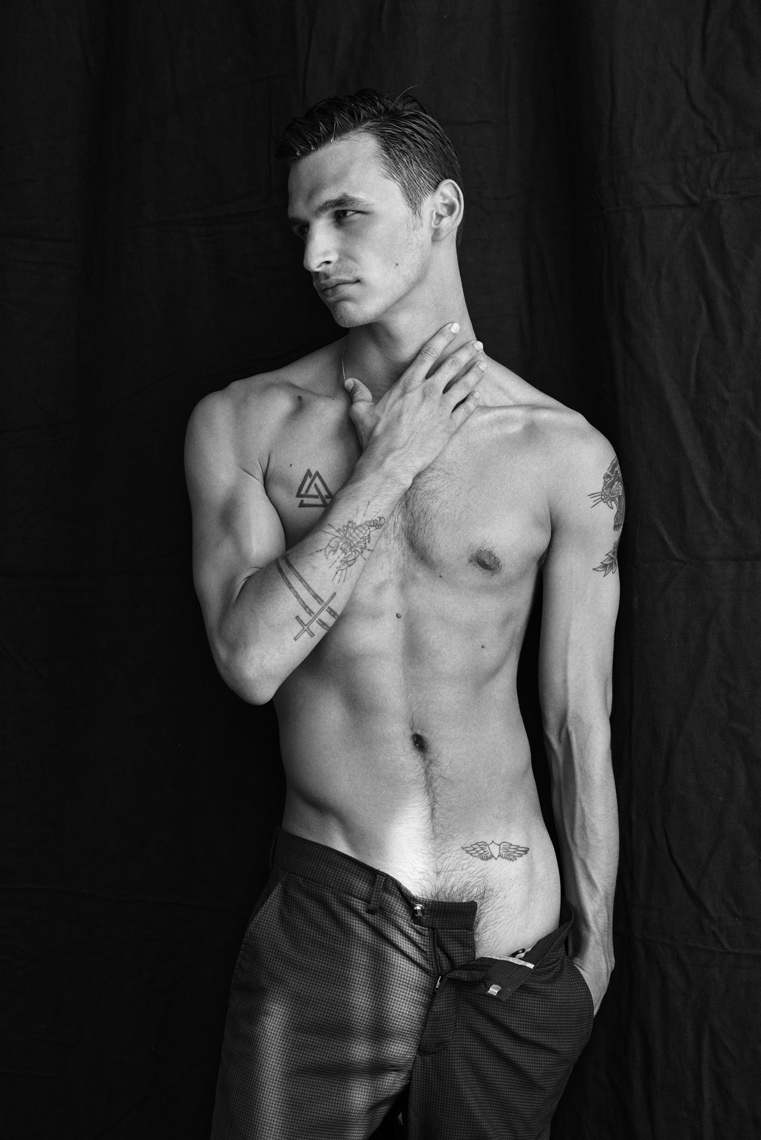Matt McMahon, New York Model Management