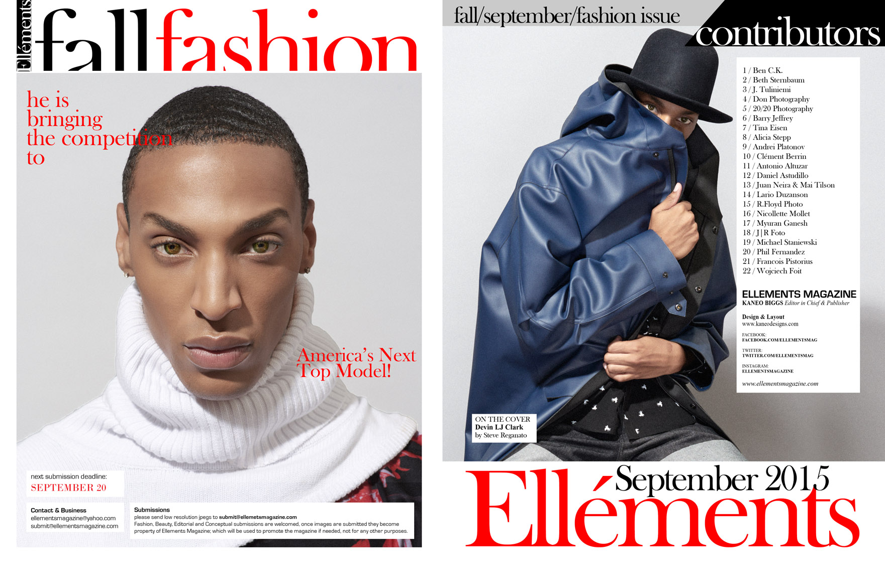 Elements Magazine September Issue
